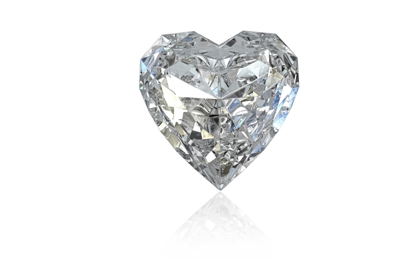 3d-abstract_widewallpaper_diamond-heart_57339