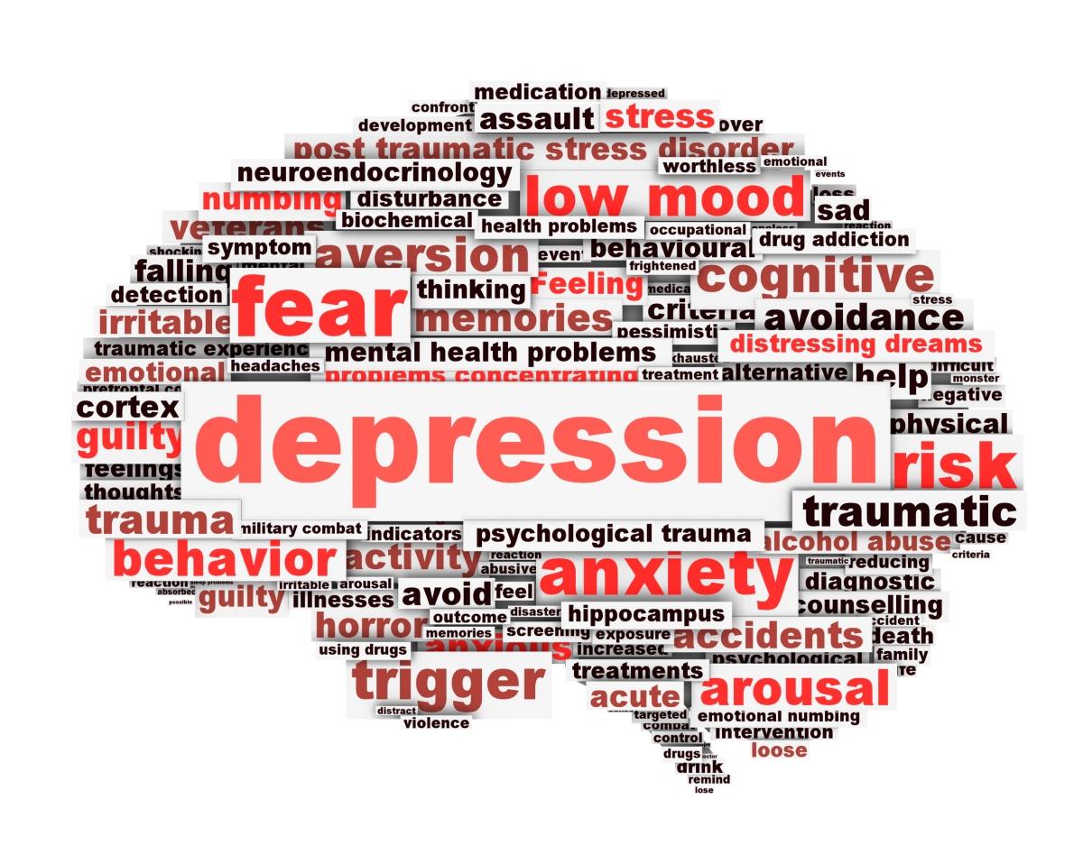 【教育】我有一隻黑狗,牠的名字叫抑鬱:簡單認識抑鬱症的徵狀和治療方法
