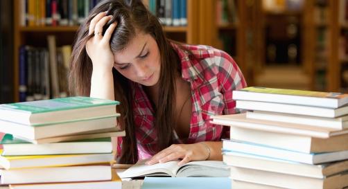 student-stressed