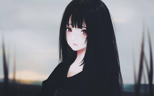 182-1826999_anime-girl-black-hair-sad-expression-semi-realistic